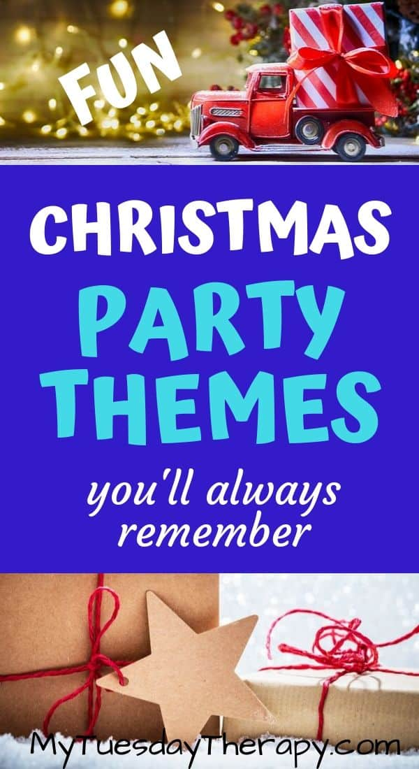 Christmas Party Themes for For Family. Christmas ideas for kids. Christmas fun with friends and family. Kids, tweens, teens will love these Christmas party themes.