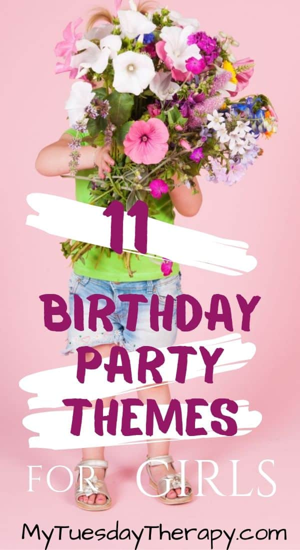 Birthday Party Themes for Girls. She will love these party ideas.