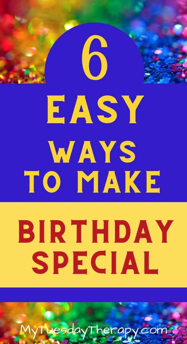 Birthday Traditions For Teens and Kids