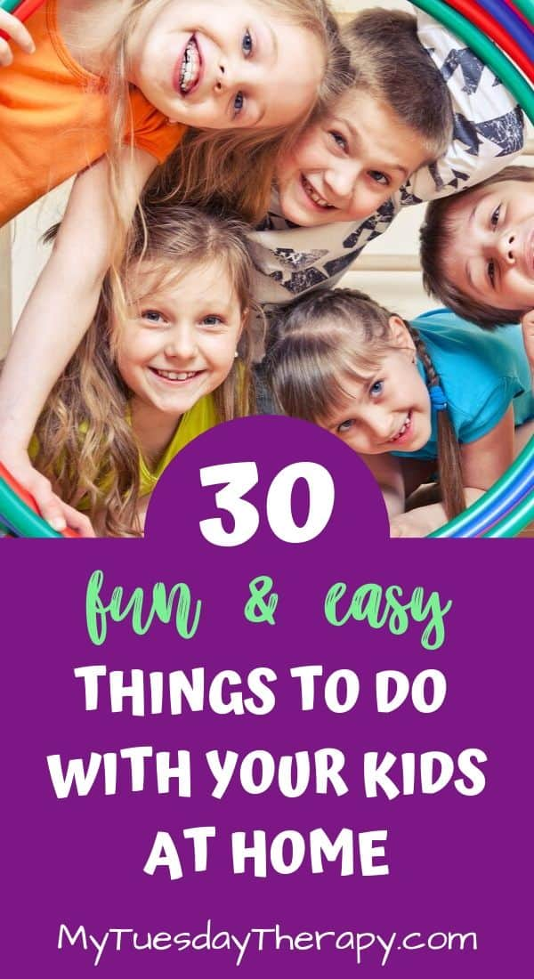 Fun Things To Do With Kids on Rainy Day, School Holidays, Snow Days or When You Just Want to Have Fun. Family fun the kids will always remember. Free activities to do on a rainy day. Cheap things to do ideas for kids. Indoor fun for kids.