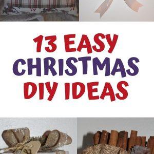 Easy DIY Christmas Decoration Ideas
