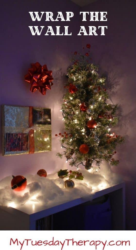 Teen Bedroom Christmas Decor Ideas.
