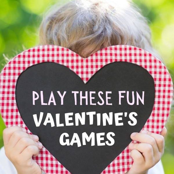 Valentine's Games for Kids. Make the Valentine's Day sweeter.