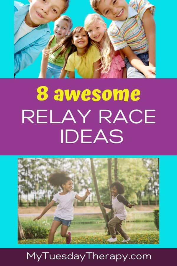 Relay Games For Kids – Fun Inside and Outdoors
