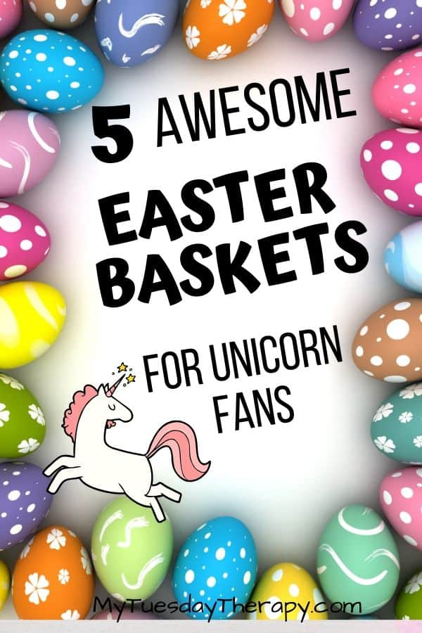 Awesome Easter Baskets for Unicorn Fans