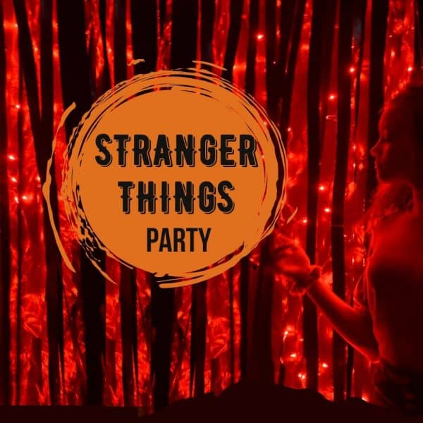 Stranger Things Party Ideas. Cool decorations. Easy DIY decorations. Fun invitations.. Everything you need for hosting an awesome Stranger Things Party.