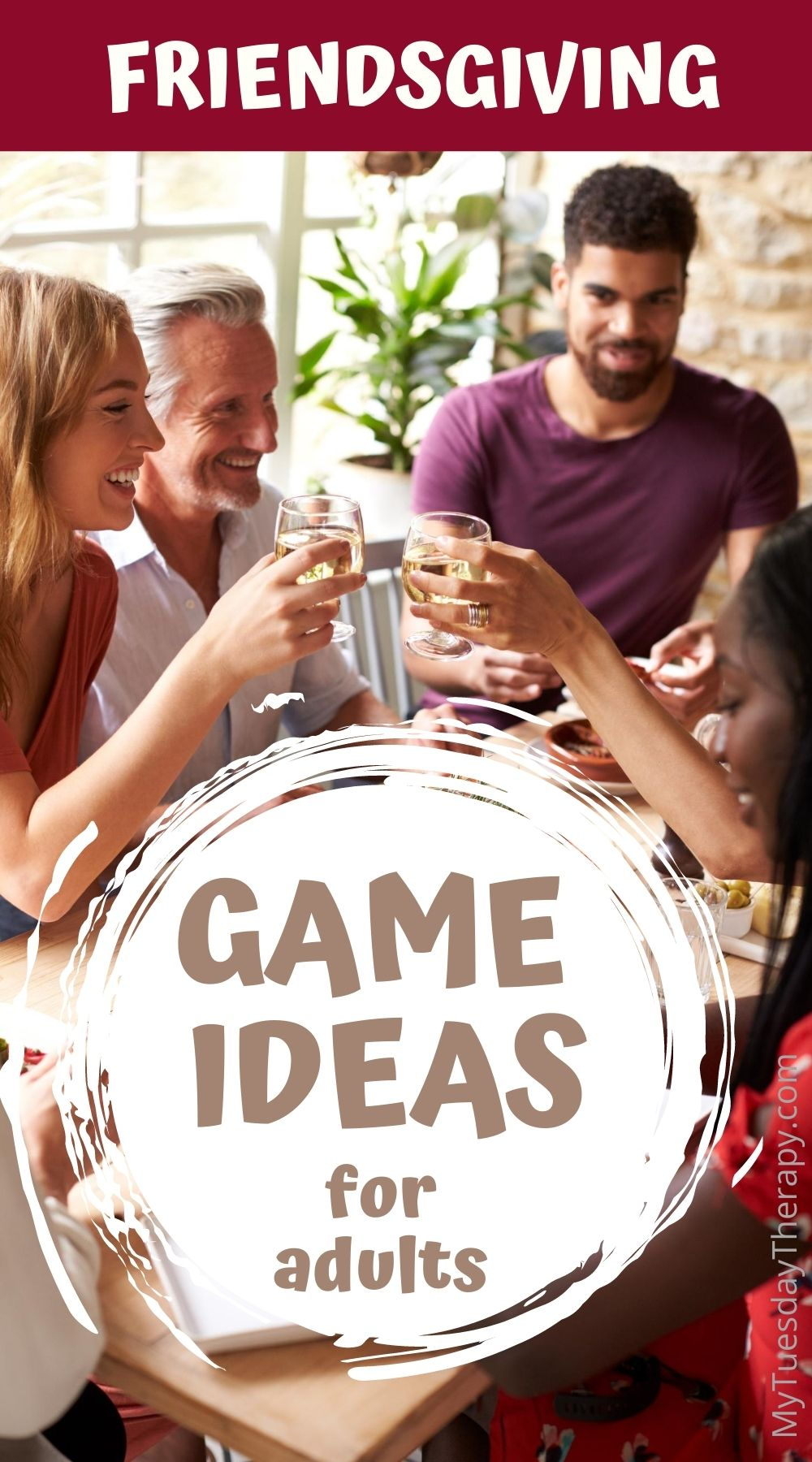 Friendsgiving game ideas for adults