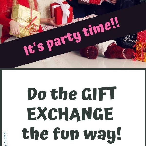 46 6 Gift Exchange Activities For Your Holiday Party Christmas Central Download Christmas Party Gift Exchange Ideas Games Png
