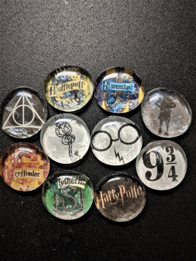 Harry Potter Magnet (emersons crafting)